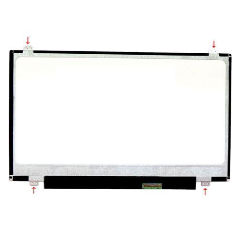 Tela para Notebook 14.0 LED (Ultra Slim / Conector Inferior Direito / 40 pinos / Tela brilhante ) - ELG100055