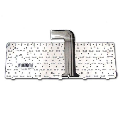 Teclado para Notebook ABNT2 - DELL - Preto BR