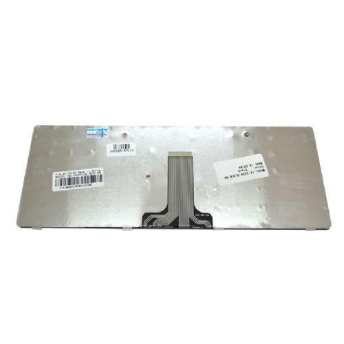 Teclado Notebook Lenovo / Outros ABNT - Preto (ELG100355)