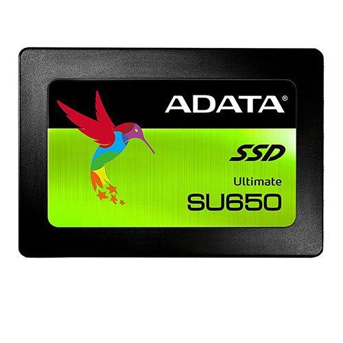 HD SSD 480GB 2.5 ADATA SU650 (ASU650SS-480GT-R)